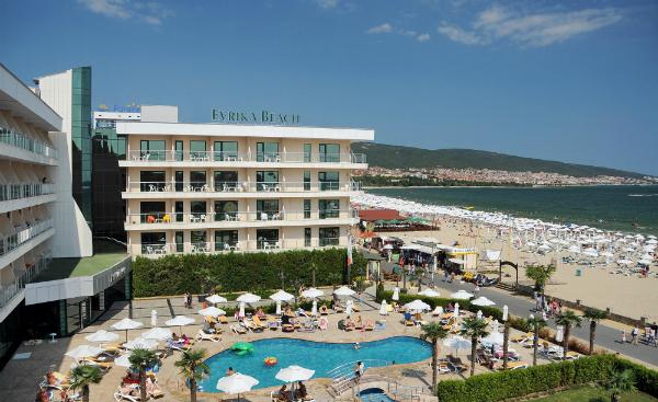 Hotel DIT Evrika Club
